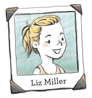 Maid of Honor: Liz Miller